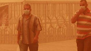 Climat : comment s'explique le phénomène des tempête de sable ? (France 2)