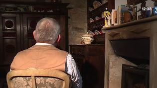 Un ancien prêtre condamné pour pédophilie témoigne pour France 3. (FRANCE 3)