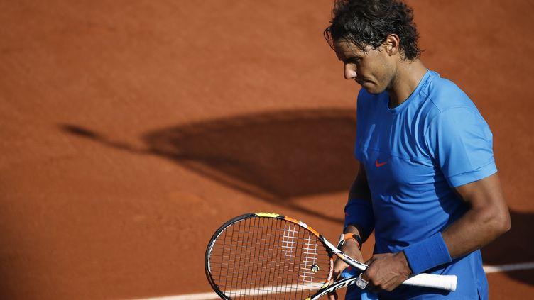 Rafael Nadal  (KENZO TRIBOUILLARD / AFP)