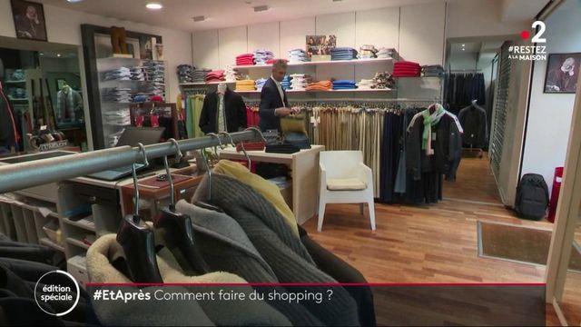 Déconfinement : les commerçants se préparent à la réouverture