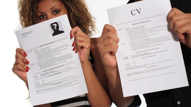 Le Conseil d'Etat a ordonné, le 9 juillet 2014, la mise en œuvre de la loi sur le CV anonyme. (MAXPPP)