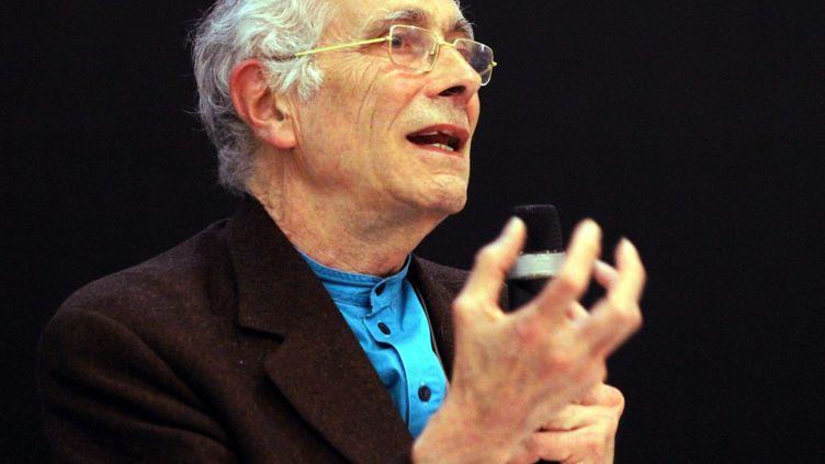Bernard Laponche, physicien nucléaire et porte-parole de l'association Global Chance (Thierry Gachon / MaxPPP)