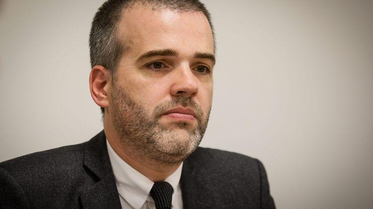 Stéphane Bredin, directeur de l'Administration pénitentiaire. (THOMAS PADILLA / MAXPPP)