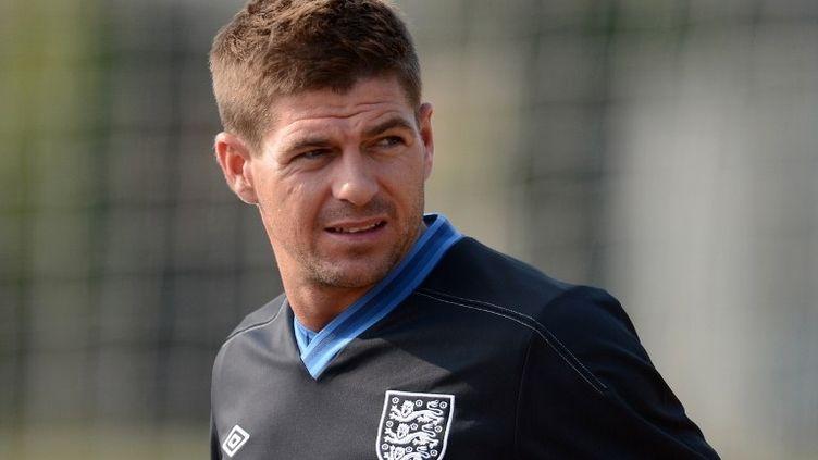 Steven Gerrard Angleterre