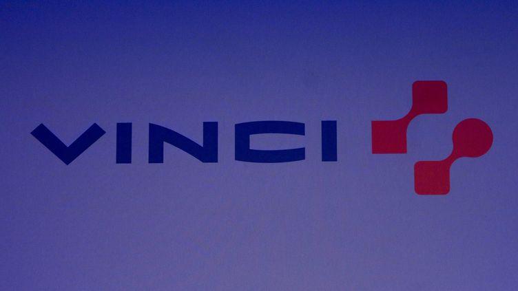 Le logo du groupe Vinci. (MAXPPP)