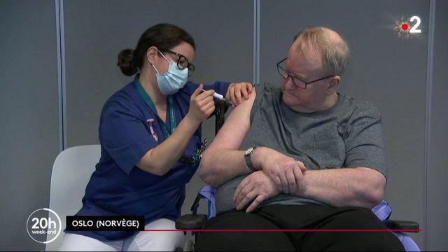 Coronavirus : les pays européens lancent leur campagne de vaccination
