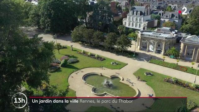 Rennes : à la découverte du parc du Thabor