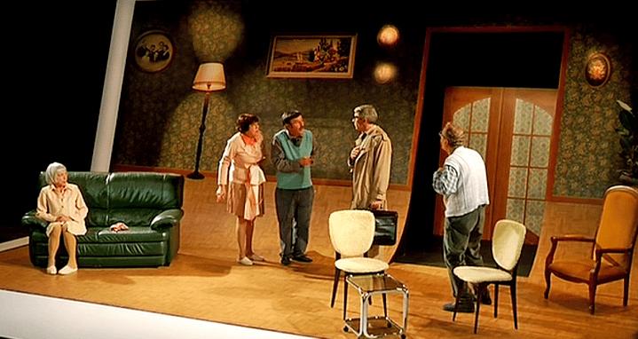 """""""LeSerment d'hippocrate"""" mise en scène dePatrick Pelloquet  (France 3 / Culturebox)"""