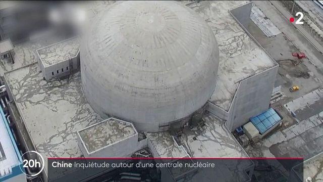 Chine : une fuite dans un réacteur nucléaire de l'EPR de Taishan, construit par EDF