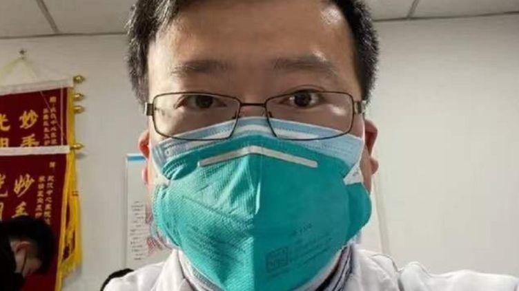 LiWenliang, 34 ans, était ophtalmologue à l'hôpital central de Wuhan (Chine). Il est mort le 7 février 2020. (EYEPRESS NEWS)