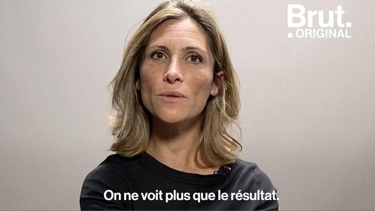 """VIDEO. """"Le télétravail modifie notre rapport au travail. Il lui redonne sa juste place"""", estime Julia de Funes (BRUT)"""