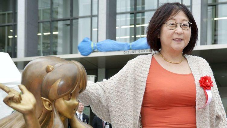 Rumiko Takahashi à Tokyo  (/NEWSCOM/SIPA)