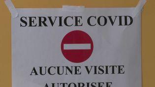 Covid-19 : une dizaine de départements dans le viseur du gouvernement (France 2)
