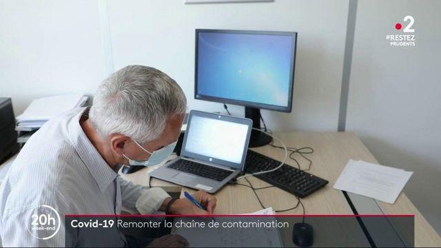 Covid-19 : les enquêteurs de l'Assurance maladie pour casser les chaînes de contaminations