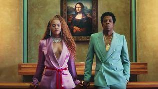 """Clip Beyonce Jay-Z """"Apeshit""""  (Capture d'écran)"""