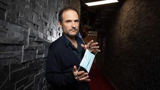 Thomas Lilti, créateur et réalisateur de la série Hippocrate (26 janvier 2021). (FRED DUGIT / MAXPPP)