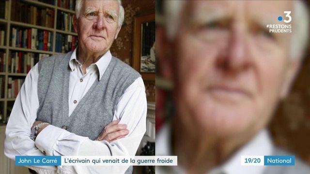 John Le Carré : le maître du roman d'espionnage est mort à 89 ans