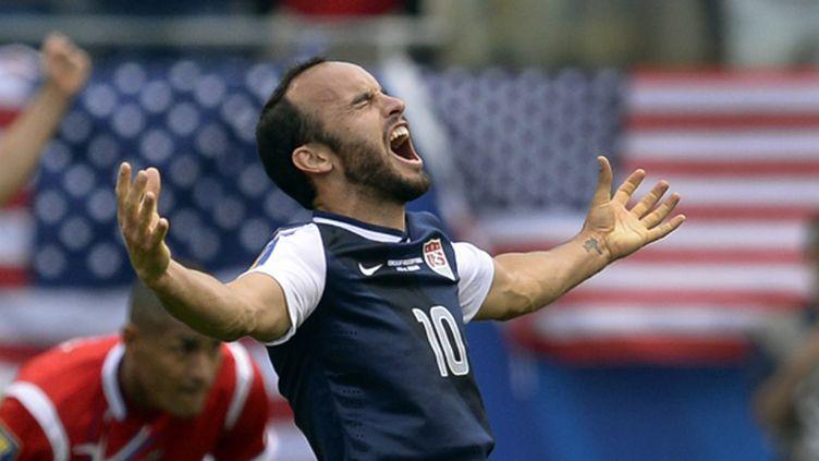 Landon Donovan (USA) (TIMOTHY A. CLARY / AFP)