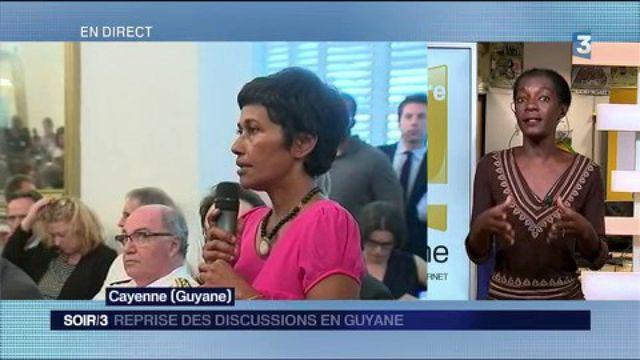 Guyane : les propositions des ministres attendues samedi