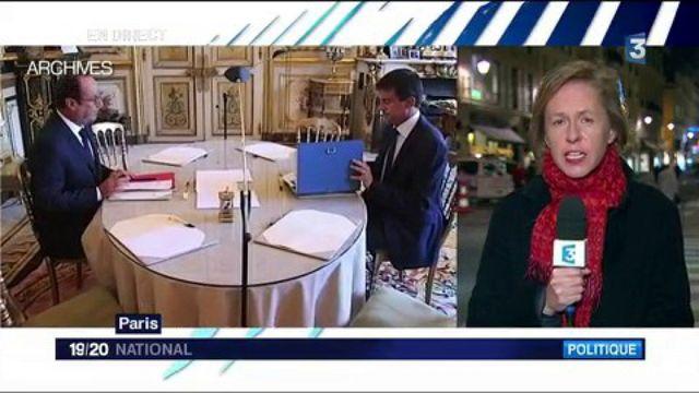 Tensions dans le couple exécutif : François Hollande sort grand vainqueur