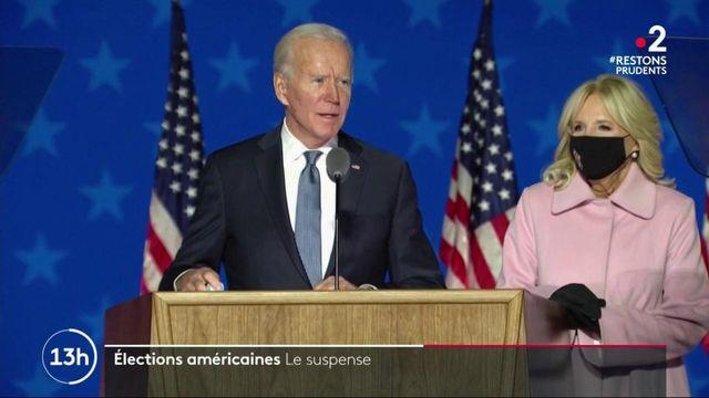 Présidentielle américaine : entre Biden et Trump, le suspense s'intensifie aux États-Unis