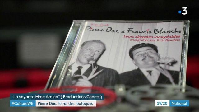 Pierre Dac, un génie de l'humour honoré