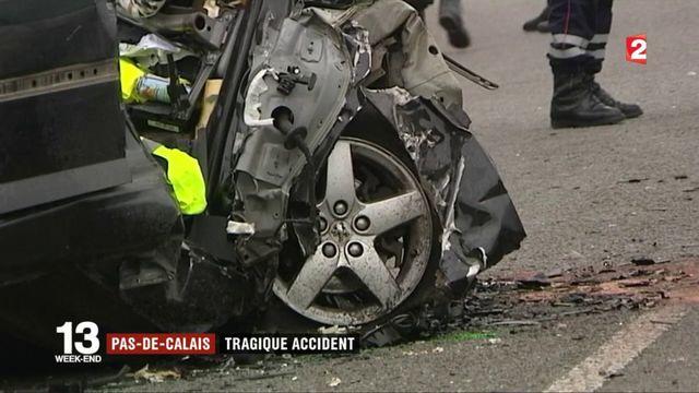Pas-de-Calais : tragique accident de la route
