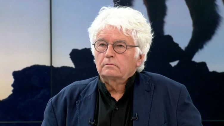 Jean-Jacques Annaud, invité du Soir 3  (France 3 / Culturebox / capture d'écran)