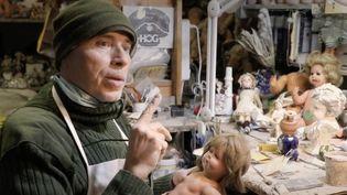 """Italie : à la rencontre du """"vrai Geppetto"""". (Capture d'écran/France 2)"""