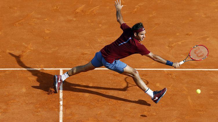 Roger Federer (Monte-Carlo 2016) (VALERY HACHE / AFP)