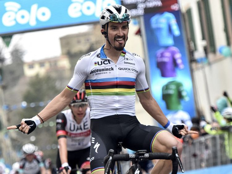 (TOMMASO PELAGALLI / AFP)