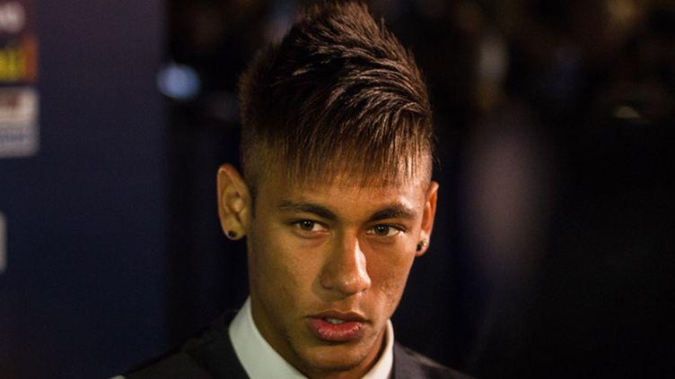 Neymar, le prodige brésilien