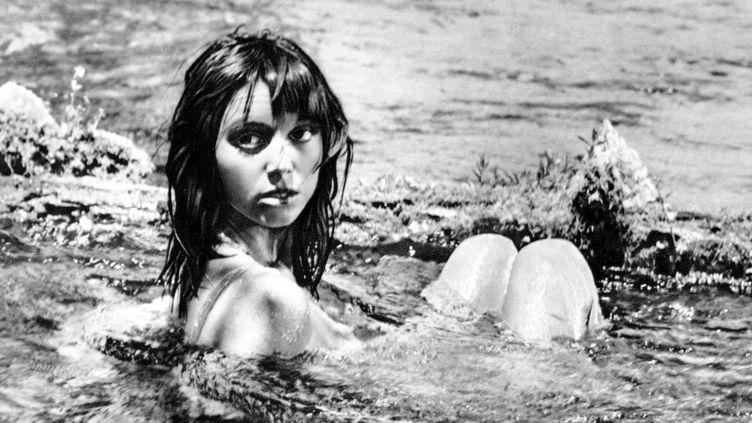 """Elsa Martinelli dans """"La rivière de nos amours"""" en 1955.  (RONALDGRANT/MARY EVANS/SIPA)"""