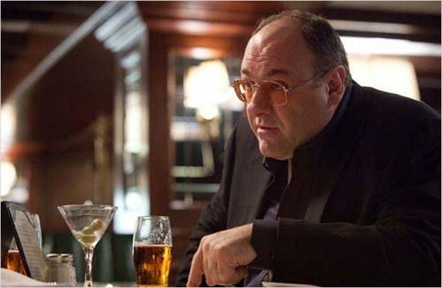 "James Gandolfini dans ""Cogan - la mort en douce"" d'Andrew Dominik  (Metropolitan FilmExport)"