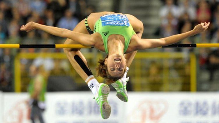 La Croate Blanka Vlasic, référence du saut en hauteur pourrait manquer les JO