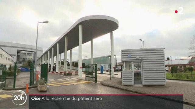 Covid-19 : dans l'Oise, les recherches du patient zéro s'intensifient