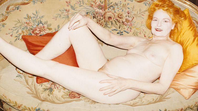 """""""Vivienne Westwood N° 1, London 2009"""". (JUERGEN TELLER / GALERIE SUZANNE TARASIEVE PARIS)"""