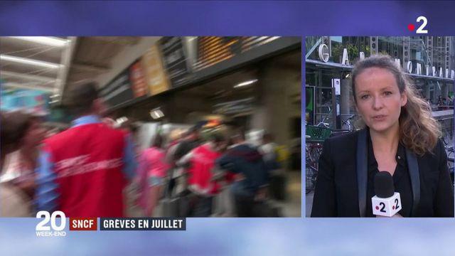 Grève SNCF : la CGT et SUD Rail veulent poursuivre le mouvement