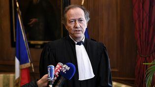 Olivier Cousi, bâtonnier de Paris. (STEPHANE DE SAKUTIN / AFP)
