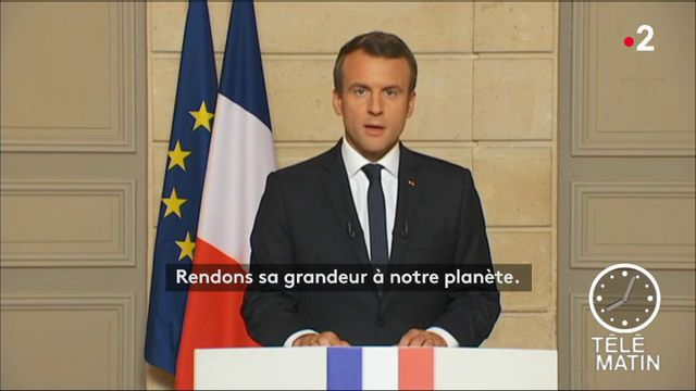 Emmanuel Macron : ses cinq grandes décisions en politiques étrangères