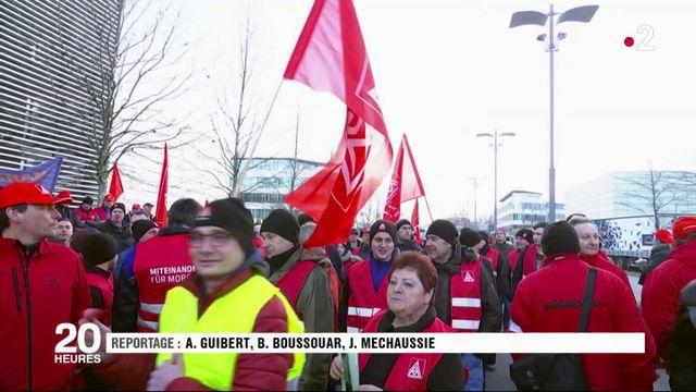 Allemagne : une grève pour travailler 28 heures