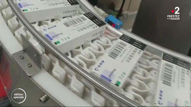 Coronavirus : la chloroquine, un éventuel vaccin