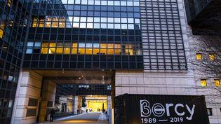 Le ministère de l'Economie et des Finances dans la quartier Bercy à Paris. (VINCENT ISORE / MAXPPP)