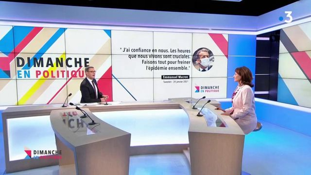 """Covid-19 : """"Emmanuel Macron prend la mesure des erreurs qui ont été faites"""", déclare Ségolène Royal"""