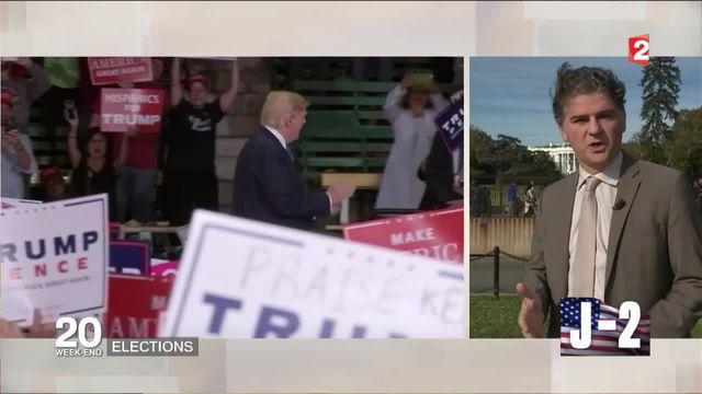 Présidentielle américaine : une élection d'une violence sans précédent