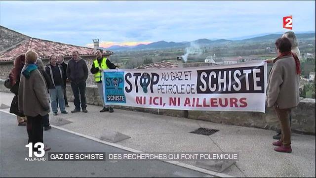 Gaz de schiste : bientôt des recherches en France ?