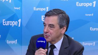 François Fillon était invité d'Europe 1, mercredi 23 novembre. (EUROPE 1 / DAILYMOTION)