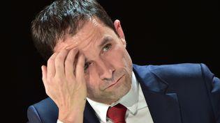 Benoît Hamon (CHRISTOPHE ARCHAMBAULT / AFP)