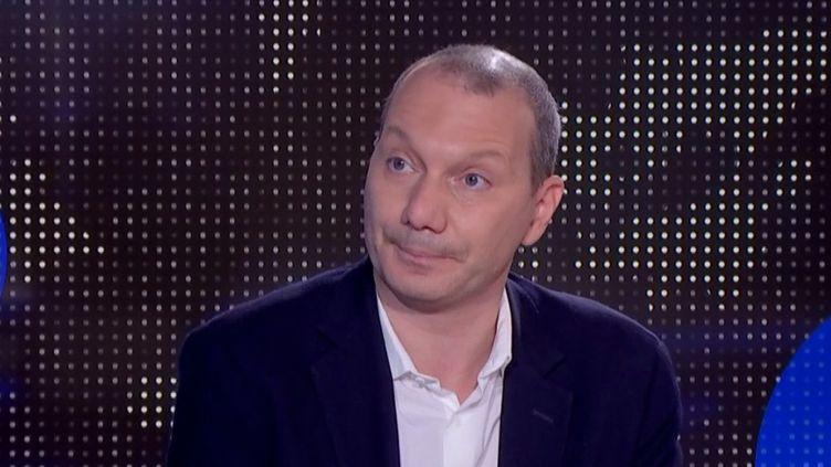 David Cormand (EELV) (FRANCEINFO)