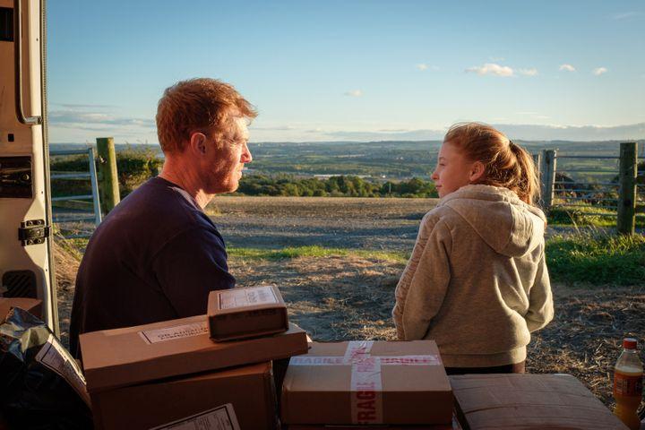 Kris Hitchen et Katie Proctor dans Sorry We Missed You de Ken Loach (Le Pacte)